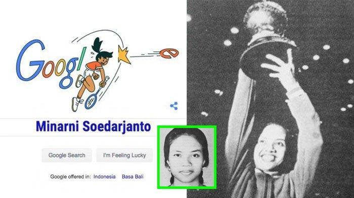 Minarni Soedarjanto - Jadi Google Doodle, Ini Prestasi 'Ratu Semua Ratu Bulu Tangkis' Asal Indonesia