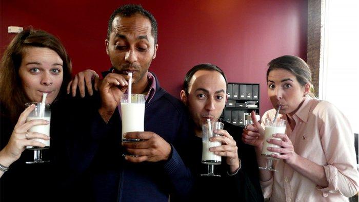Inilah 5 Manfaat Minum Susu Sebelum Tidur, Salah Satunya Bisa Memuat Tidur Semakin Nyenyak