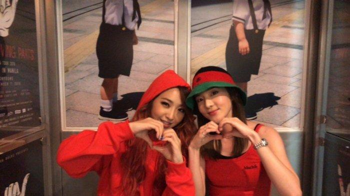 Pasca Bubar, Minzy dan Dara Nikmati Reuni Manis 2NE1, Fans Mengaku Rindu!