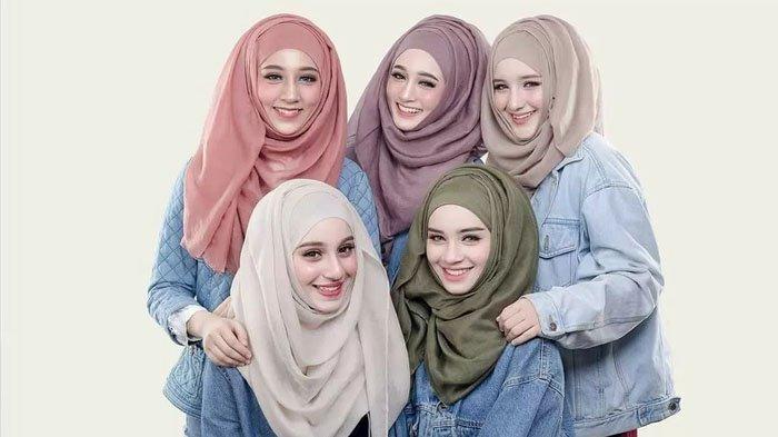 Tren Hijab 2019 Mulai dari Warna, Bahan, Hingga Model, Simak Biar Up To Date