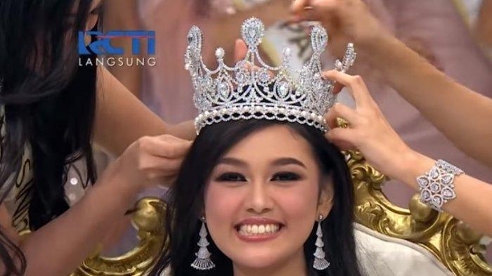 TERNYATA Ini Jawaban Lugas Princess Mikhaelia Audrey Megonondo Membuatnya Menang Miss Indonesia 2019