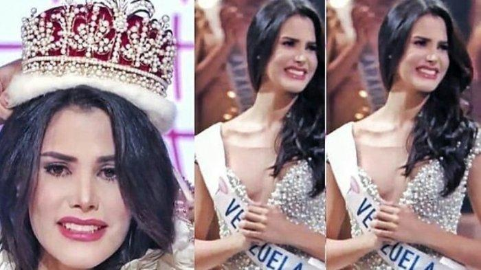 Miss Venezuela Mariem Claret Velazco Garcia.Menangi Final Miss International 2018, Indonesia Big 15