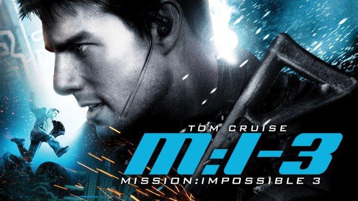 Sinopsis Mission: Impossible III, Tom Cruise Balas Dendam Kematian Sahabat, 6 Desember Trans TV