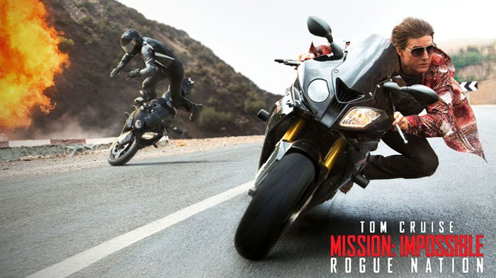Poster Impossible Rogue Nation
