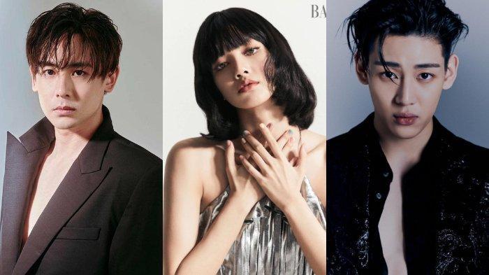 BANDINGKAN Prestasi Lisa BLACKPINK dengan BamBam GOT7 dan Nichkhun 2PM, MC Thailand Banjir Kritikan
