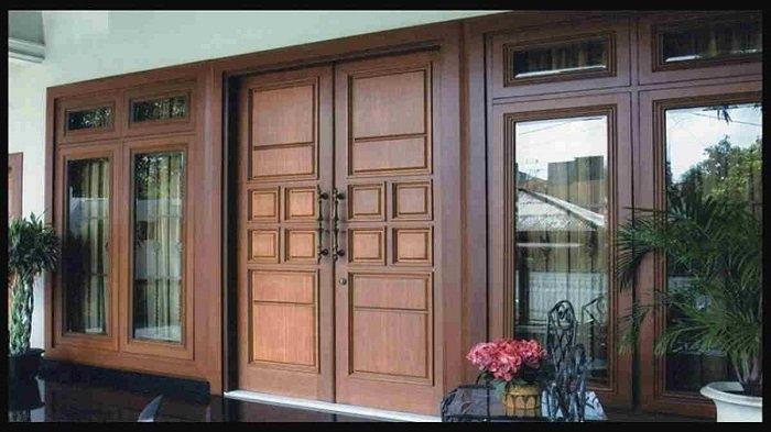 Model pintu rumah yang tidak baik menurut feng shui