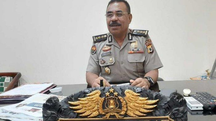 Kabid Humas Polda Maluku, Kombes Pol Muhamad Roem Ohoirat.