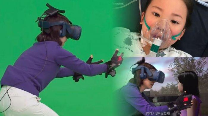 Momen Haru Seorang Ibu Bertemu Anaknya yang Sudah Meninggal Lewat VR: 'Aku Sudah Tak Sakit Lagi'
