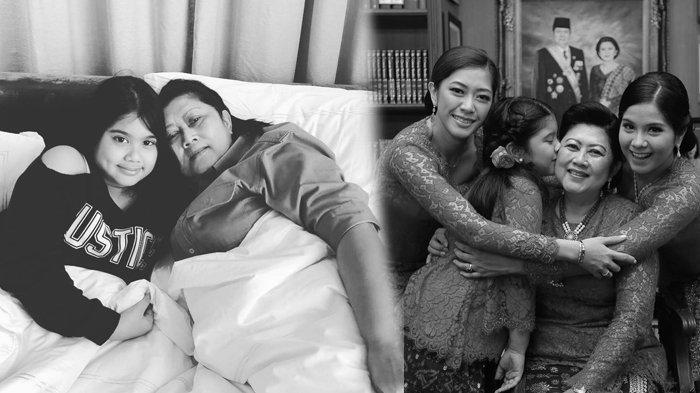 Jadi Cucu Pertama Ani Yudhoyono, Putri Annisa Pohan Lepas Kepergian Sang Nenek dengan Kenangan Ini