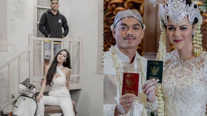 KEPINCUT Setelah 3 Hari Kenal & Bahu Ditepuk 2 Kali, Kini Artis Cantik Ini Cerai Suami Meski Hamil