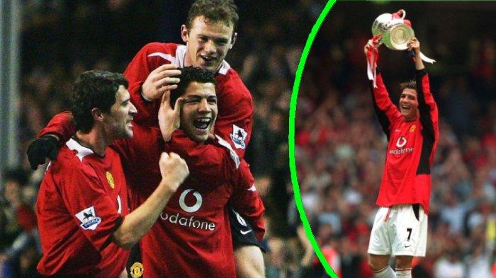 Kembali Gabung Manchester United, Ini 5 Momen Tak Terlupakan Cristiano Ronaldo Bersama Setan Merah