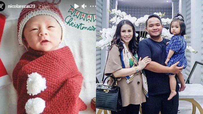 Selamat! Momo Geisha Melahirkan Anak Kedua Laki-laki, Nicola Reza Beri Nama Ini untuk Sang Buah Hati