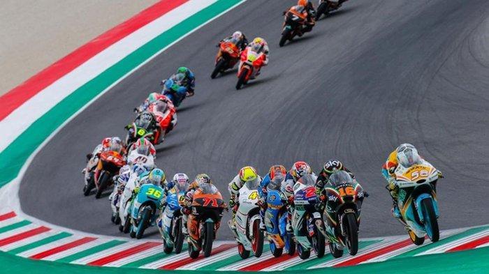 JADWAL Siaran Langsung MotoGP Valencia 2020, Komentar Rossi Start Posisi ke-16, Live Trans 7