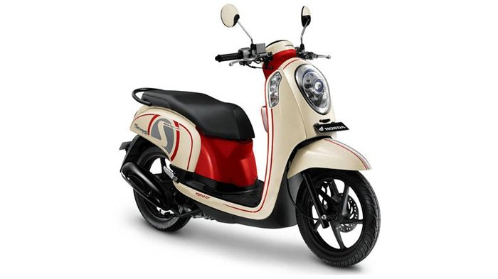 Motor Matic Scoopy