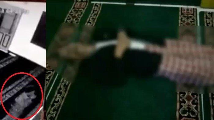 Beredar Video Detik-detik Muadzin Meninggal Saat Kumandangkan Adzan Subuh, Lihat Kalimat Terakhirnya