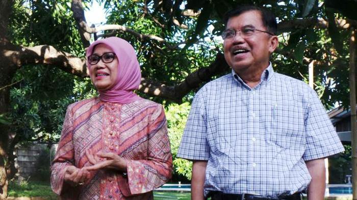 Mufidah dan Jusuf Kalla