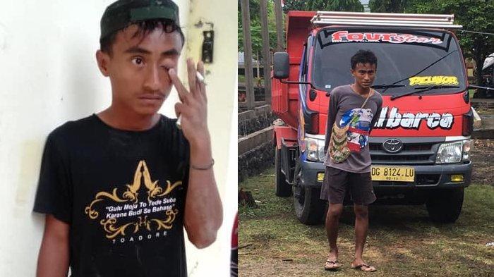 Muhammad Rafdi Marajabessy, Anak Wakil Wali Kota Tidore jadi kuli bangunan