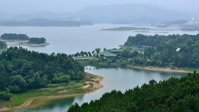 Intip Pesona Eksotis Kota Wuhan di Tiongkok Sebelum Diisolasi karena Wabah Mematikan, Virus Corona