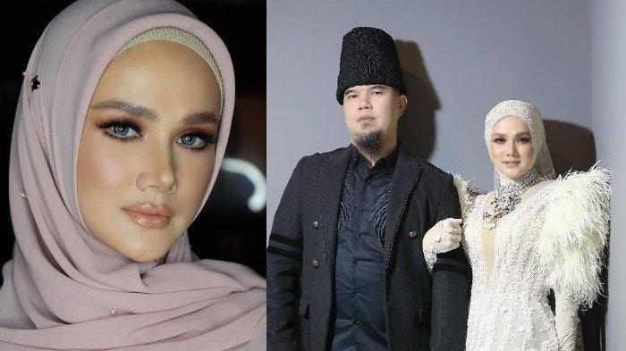 Mulan Jameela bahagia miliki suami seperti Ahmad Dhani