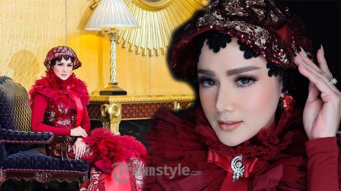 Selalu Tampil Full Make Up, Wajah Polos Mulan Jameela Tanpa Riasan Ini Jadi Sorotan!