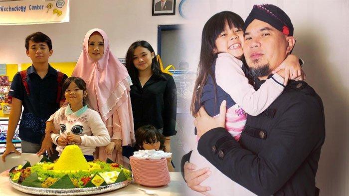Putri Ahmad Dhani dan Mulan Jameela, Safeea rayakan ulang tahun tanpa Ahmad Dhani, Selasa (26/2/2019).