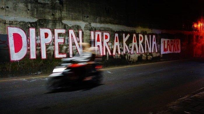 MURAL Kritikan di Jakarta Terus Dihapus, 'Menghapus Mural Itu Konyol, Ini Kegiatan Aspirasi Seni'