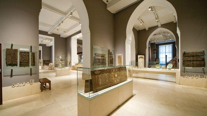 Museum of Islamic Art, Kairo, Mesir.