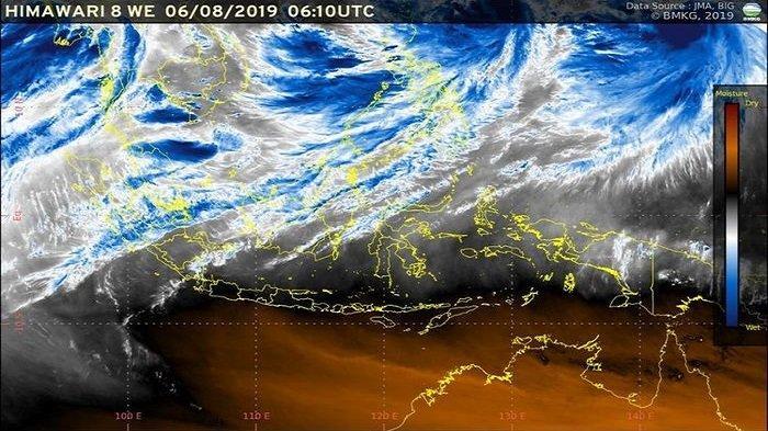 Prakiraan Cuaca Besok Minggu 22 November 2020, 3 Wilayah Potensi Hujan Lebat, Surabaya & Gorontalo