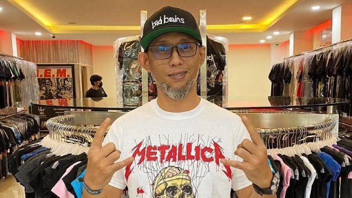 5 Fakta Eben Burgerkill, Musisi Metal Indonesia yang Namanya Telah Mendunia
