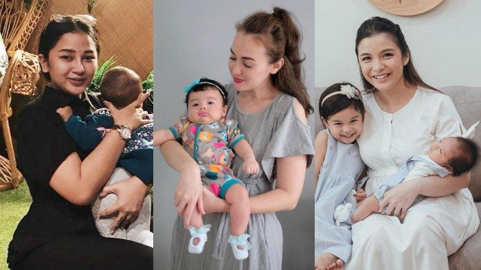 5 Artis Rayakan Natal Perdana Bareng Anggota Keluarga Baru di 2020, Ada Mutia Ayu & Chelsea Olivia