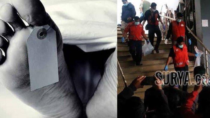 Mayat Korban Mutilasi di Pasar Besar Malang Ini Petunjuk yang Ada pada Tato di 2 Telapak Kaki Korban