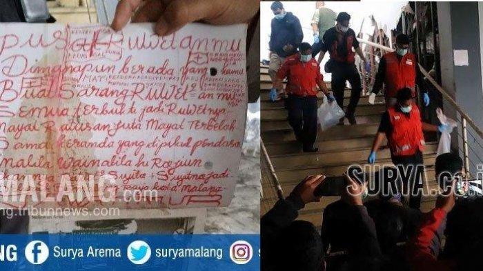 Kasus mutilasi di Pasar Baru Kota Malang