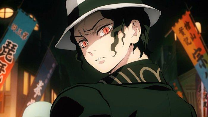 Muzan Kibutsuji, musuh terkuat dalam anime Demon Slayer.