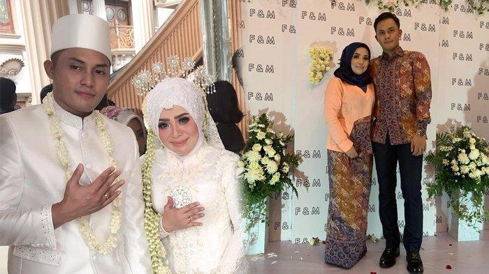 Ruben Onsu Temani Pengantin Wanita Jelang Akad, Intip Foto Pernikahan Muzdalifah dan Fadel Islami!