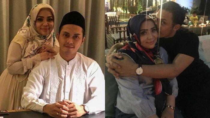 Muzdalifah peringati ultah pertama pernikahan dengan Fadel Islami