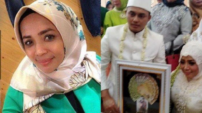 Muzdalifah resmi nikahi Fadel Islami