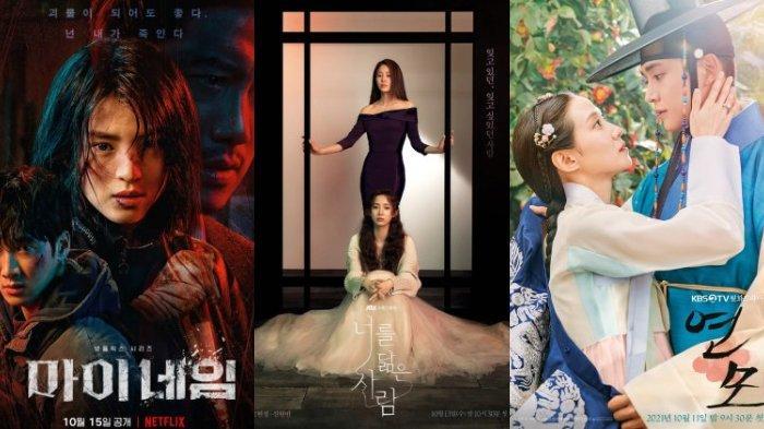 My Name, Reflection of You, hingga The King's Affection, 10 Drama Korea Ini Akan Tayang Oktober 2021