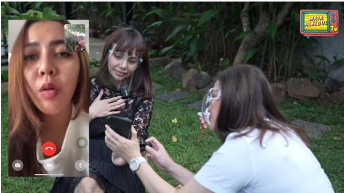 Tatap Muka Pertama Kali dengan Ratu Rizky, Nadia Christina Sampaikan Maaf: Untuk Ratu, Maafin Kakak