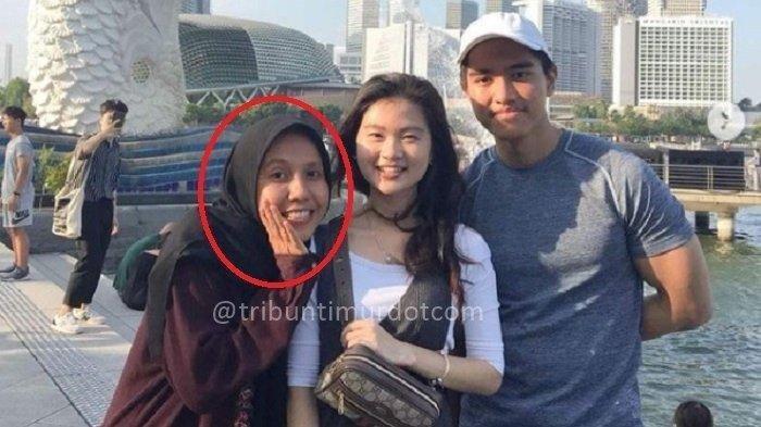 Nadya Arifta dituding rebut Kaesang Pangarep dari Felicia Tissue