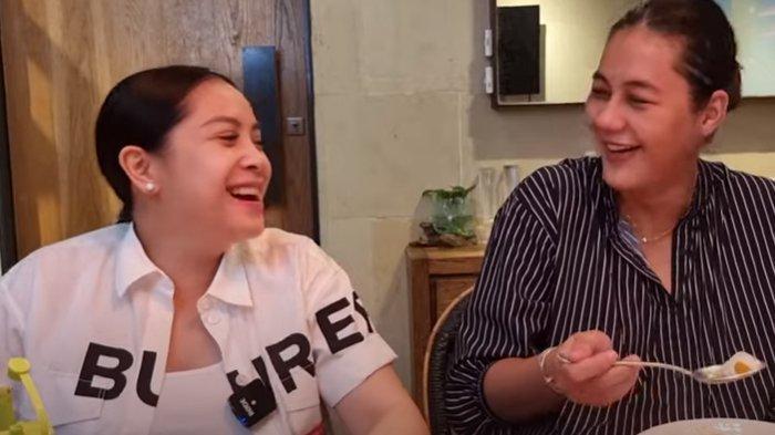 Nagita Slavina syok saat tahu berat lahir Kenzo anak Baim Wong dan Paula Verhoeven