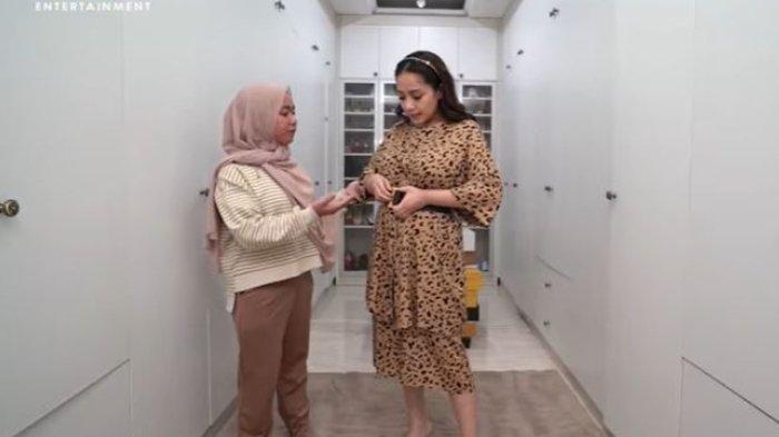 Terbiasa Pakai Branded, Nagita Slavina Anggun Kenakan Baju Ratusan Ribu, Lala: Keren Kali Jadinya Bu