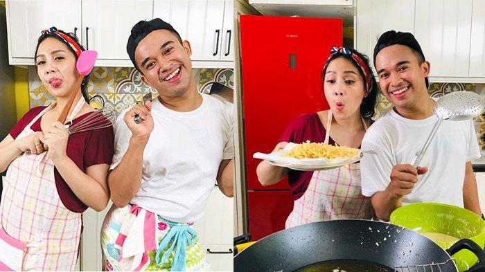 Nagita Slavina Biasa Menggunakan Chef Apron saat Memasak, Ternyata Segini Harganya, Cukup Mahal!
