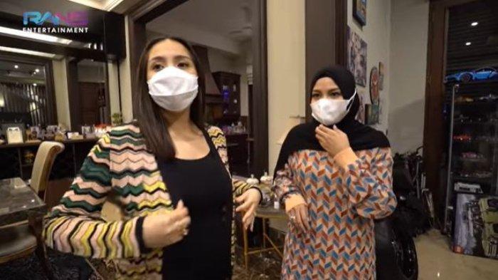 Aurel Hermansyah Gemas Lihat Baby Bump Nagita Slavina, Puji Gigi Tetap Langsing Meski Lagi Hamil