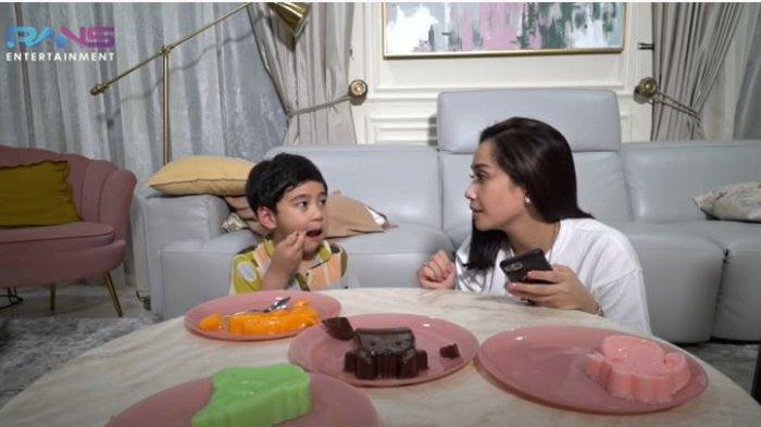 Rafathar Lebih Pilih Pacarnya Daripada Sang Mama, Nagita Slavina Kaget: 'Gempi Atau Arsy?'