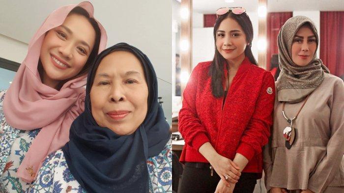 Deretan Potret Artis Cantik Akrab dengan Ibu Mertua, Ada BCL, Tasya Kamila, hingga Nagita Slavina