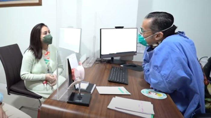 Nagita Slavina mengaku pijat seminggu sekali, dokter kandungan beri sentilan.