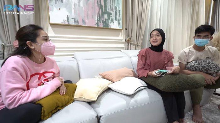 Bertemu Melati 'Kembaran' Nissa Sabyan, Nagita Slavina: Kita Enggak Pernah Tahu Manusia Lain