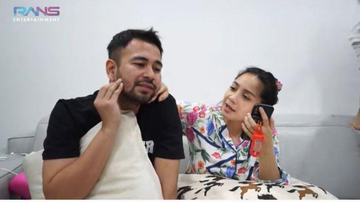 Raffi Ahmad Puji Istri Mau Cintai Kekurangan dan Kesalahannya, Nagita Tertawa: Siapa Juga yang Mau