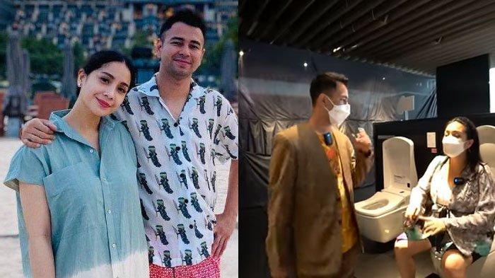 Nagita Slavina Sibuk Pilih Perabotan untuk Rumah Baru, Raffi Ahmad Syok Habis Rp 2 M: Tuh Pusing Kan