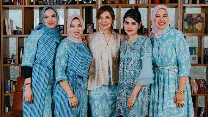 Nahla Shihab, Nasywa Shihab, Najwa Shihab, Sidah Ahmad, Najeela Shihab